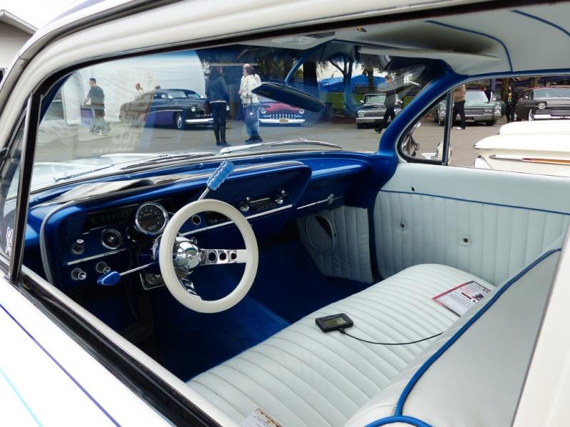 Chevrolet 1961 - 64 custom and mild custom 13887612