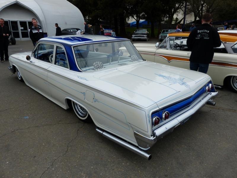 Chevrolet 1961 - 64 custom and mild custom 13887613
