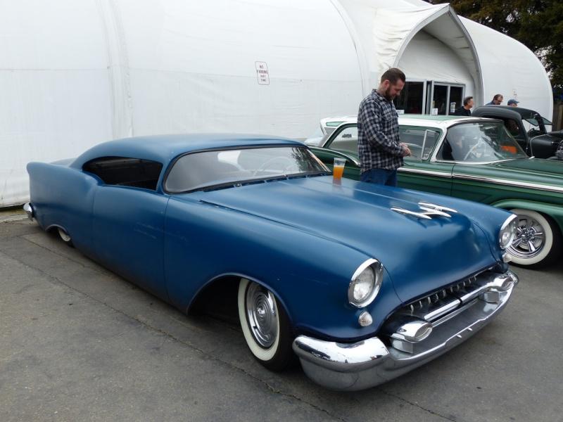 Oldsmobile 1955 - 1956 - 1957 custom & mild custom - Page 3 13887810