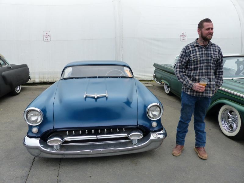 Oldsmobile 1955 - 1956 - 1957 custom & mild custom - Page 3 13887812