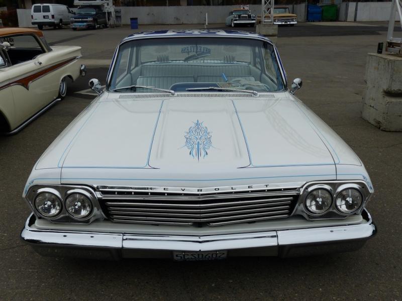 Chevrolet 1961 - 64 custom and mild custom 13910710