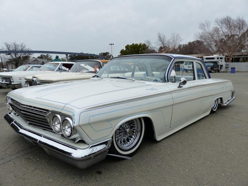Chevrolet 1961 - 64 custom and mild custom 13910711