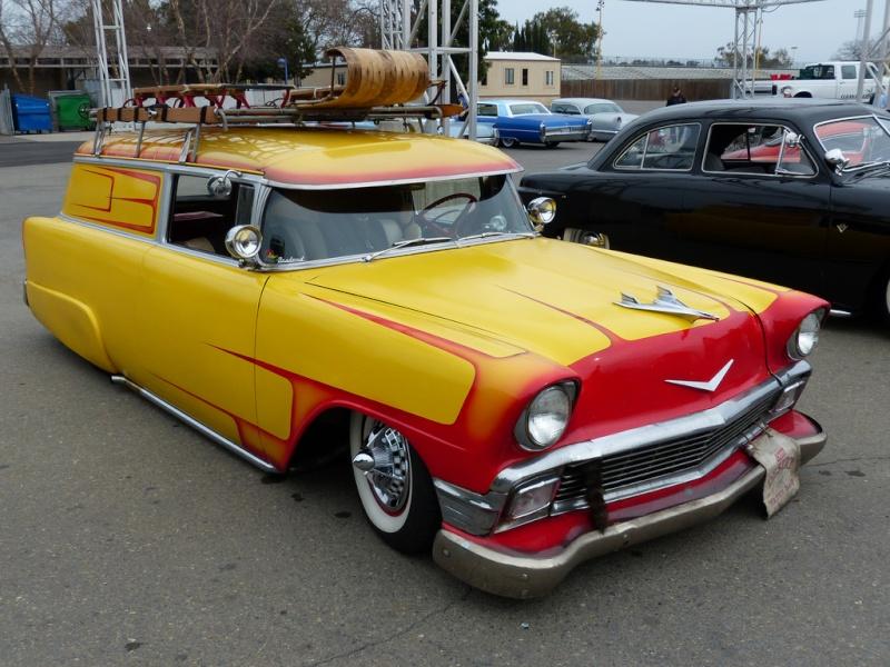 Chevy 1956 custom & mild custom - Page 3 13912110