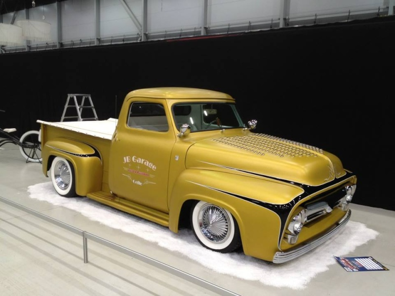 Ford Pick Up 1953 - 1956 custom & mild custom - Page 2 13954110