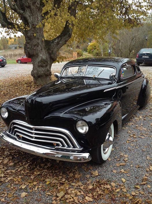 Ford & Mercury 1941 - 1948 customs & mild custom - Page 5 13973010