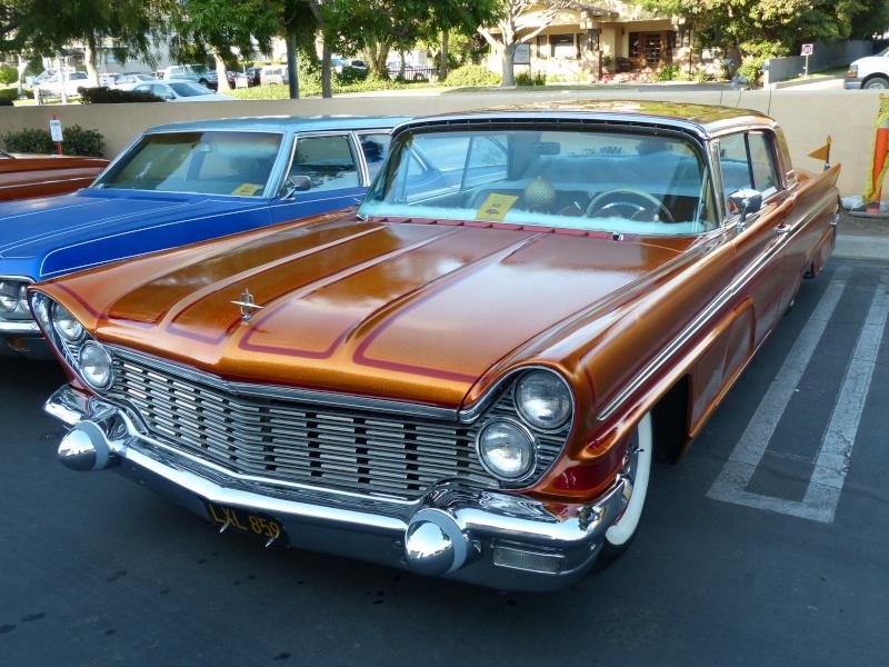 Lincoln 1958 - 1960 custom & mild custom 14105010