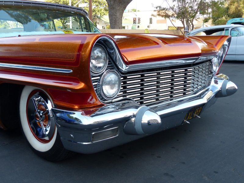 Lincoln 1958 - 1960 custom & mild custom 14105011