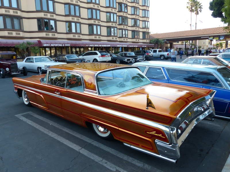 Lincoln 1958 - 1960 custom & mild custom 14288310