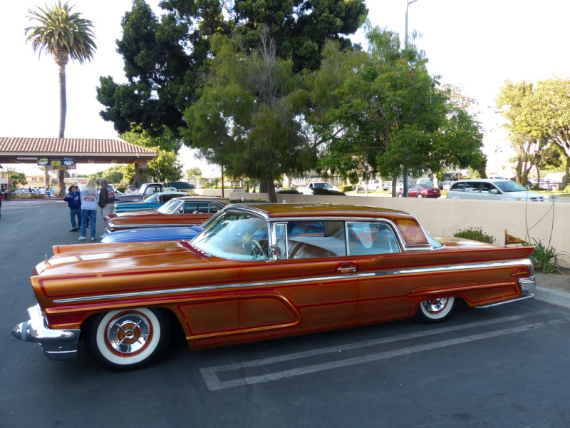 Lincoln 1958 - 1960 custom & mild custom 14291110