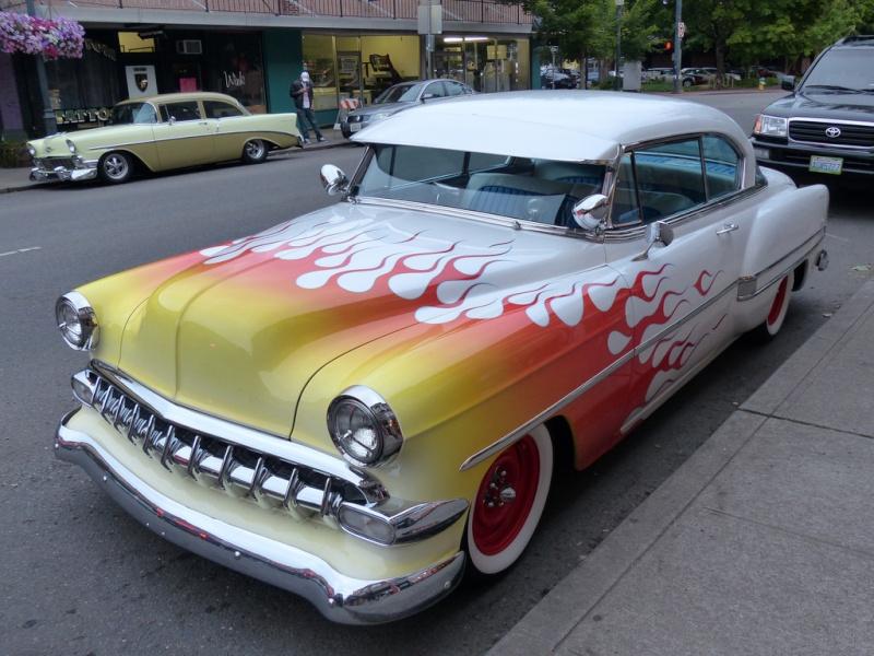 Chevy 1953 - 1954 custom & mild custom galerie - Page 6 14351910