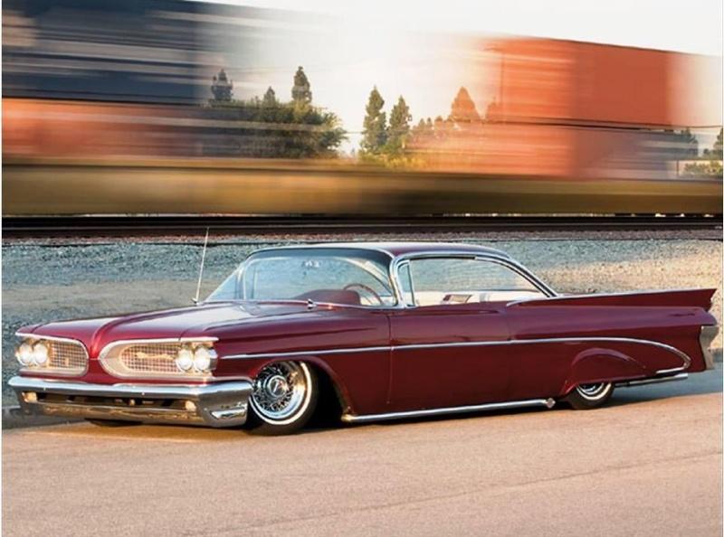 Pontiac 1959 - 62 custom & mild custom 14513710