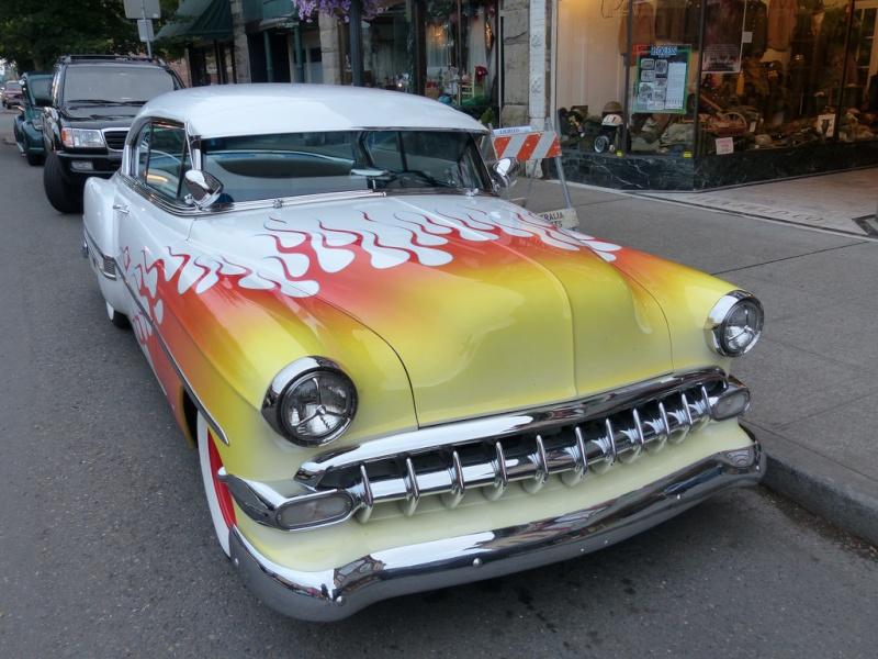 Chevy 1953 - 1954 custom & mild custom galerie - Page 6 14538510