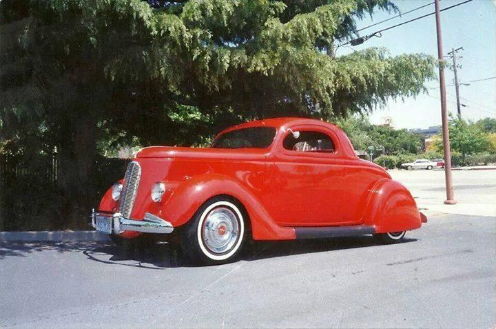 Ford 1935 - 38 custom & mild custom - Page 3 14586810