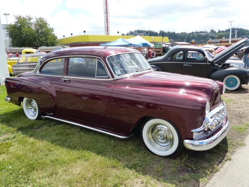 Chevy 1953 - 1954 custom & mild custom galerie - Page 7 14624610