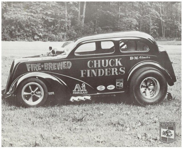 1950's & 1960's hot rod & dragster race 14745710