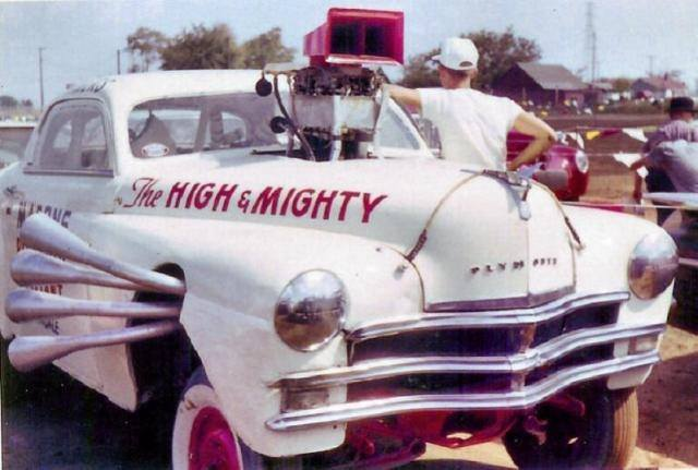 1950's & 1960's hot rod & dragster race 14779411