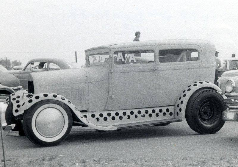 1950's & 1960's hot rod & dragster race 14794910