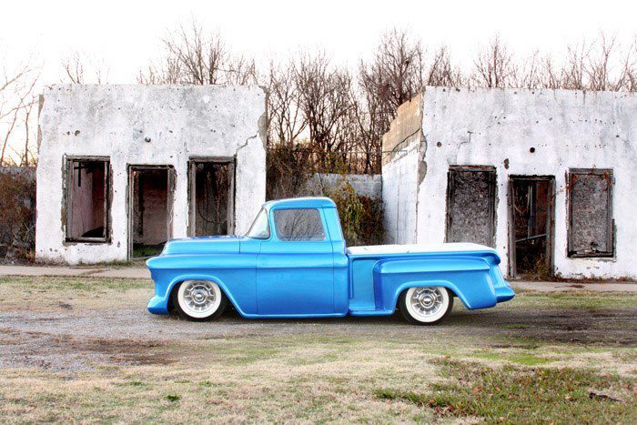 Chevy pick up  1955 - 1959 custom & mild custom 14826710