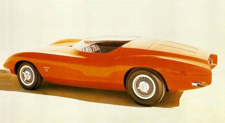 Chevy Monza SS (XP-777) & Monza GT concept cars 14943_10
