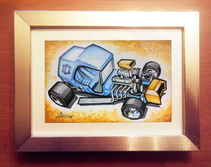 Jeff Allison - designer hot wheels and illustrations 14947_10
