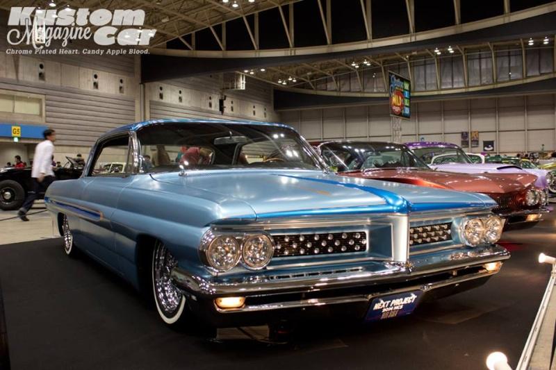 Pontiac 1959 - 62 custom & mild custom 14976910