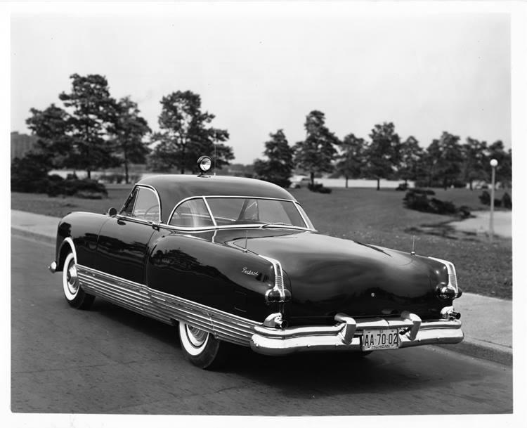 1952 Edward Macauley's Packard Special Speedster 15041410