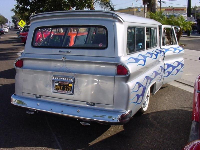 Chevy Pick up 1960- 1966 custom & mild custom 15046510