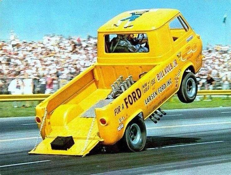 1950's & 1960's hot rod & dragster race 15060210
