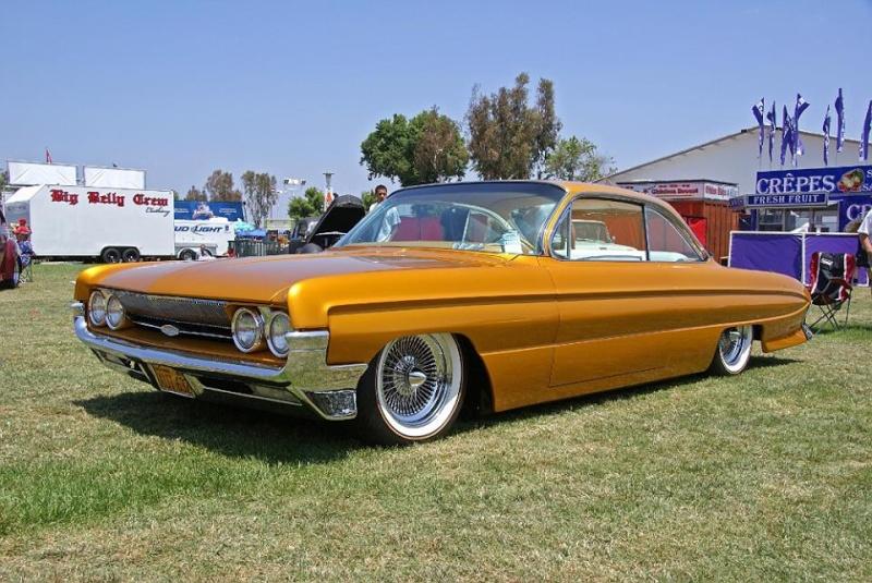 Oldsmobile 1961 - 1964 custom & mild custom 15091410