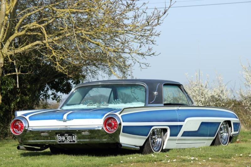Ford Thunderbird 1961 - 1963 custom & mild custom - Page 2 15092410