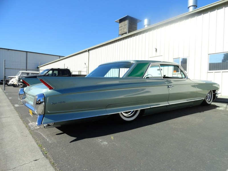 Cadillac 1961 - 1968 Custom & mild custom - Page 2 15115810