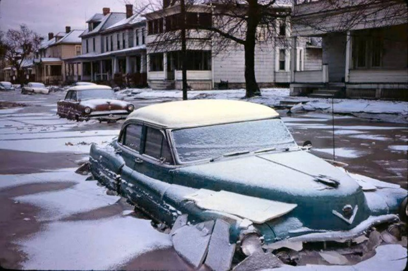 voitures et neige, cars and snow - Page 2 15123110