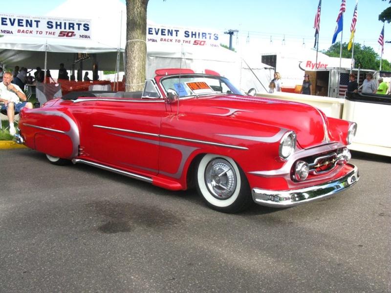 Chevy 1953 - 1954 custom & mild custom galerie - Page 6 15136810