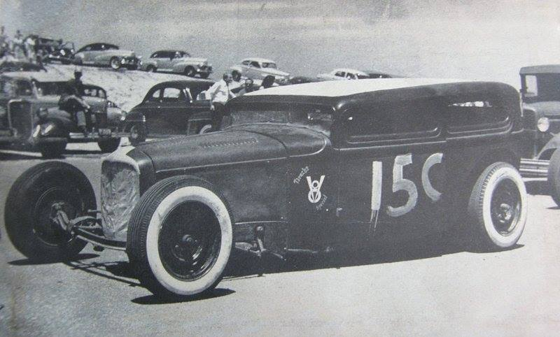 1950's & 1960's hot rod & dragster race 15174110