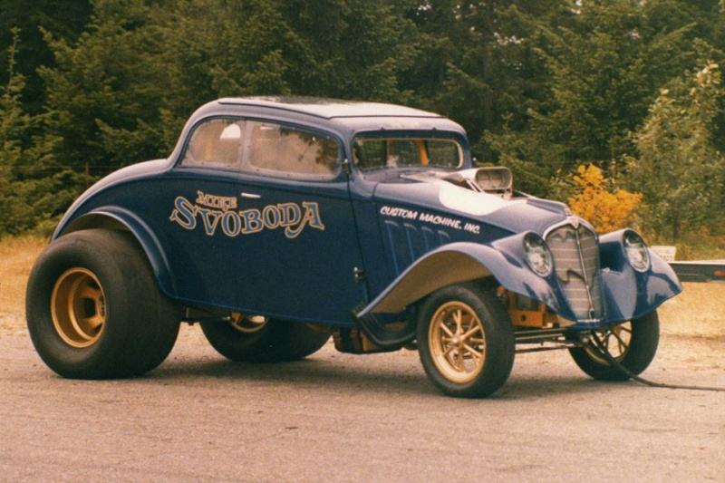 1950's & 1960's hot rod & dragster race 15220310