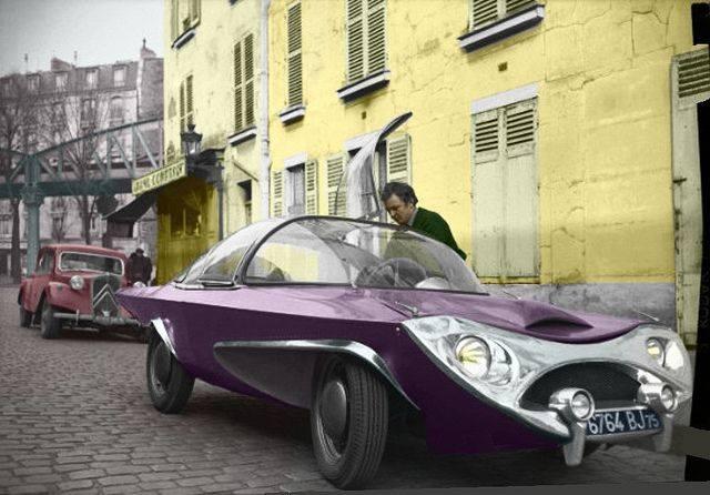Panhard Le Zebre - 1953 15261110