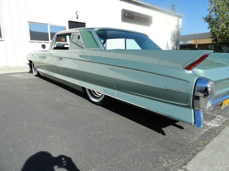 Cadillac 1961 - 1968 Custom & mild custom - Page 2 15271110