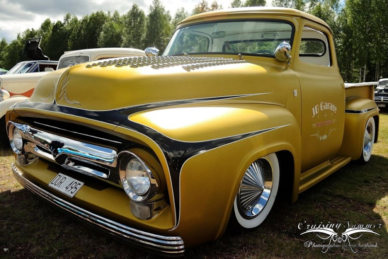 Ford Pick Up 1953 - 1956 custom & mild custom - Page 2 15317710