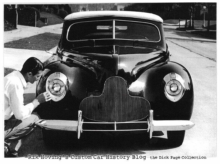 Ford & Mercury 1939 - 40 custom & mild custom - Page 4 15462010