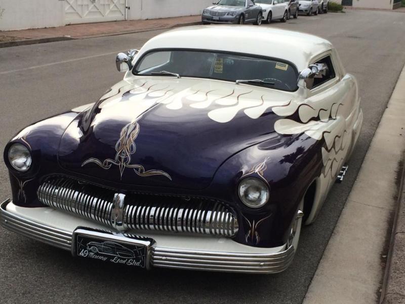 Mercury 1949 - 51  custom & mild custom galerie - Page 17 15554610