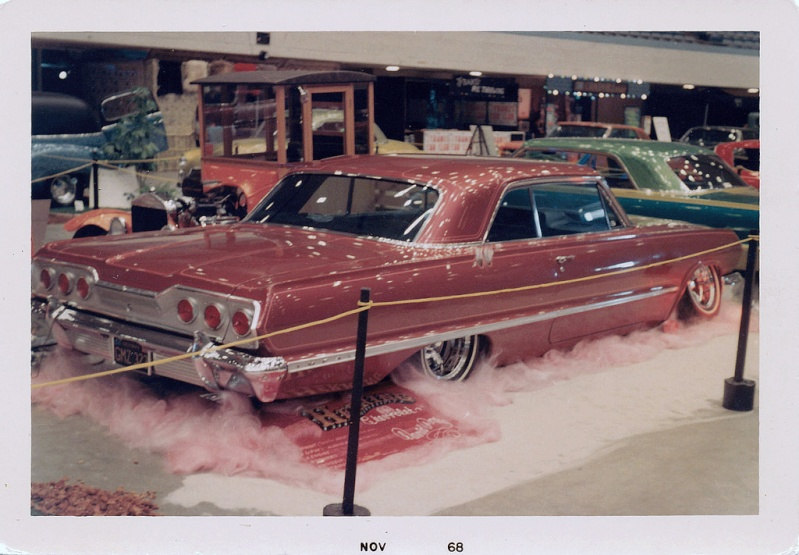 Howard Gribble - photographer and a lowrider and custom car historian from Torrance, California 15837610