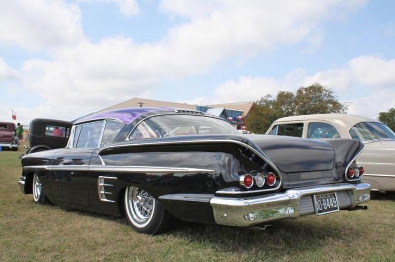 Chevy 1958 custom & mild custom - Page 4 16010510