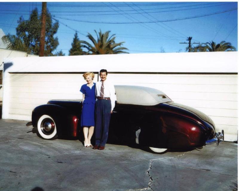 Ford & Mercury 1939 - 40 custom & mild custom - Page 4 16010710