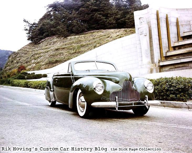 Ford & Mercury 1939 - 40 custom & mild custom - Page 4 16047210