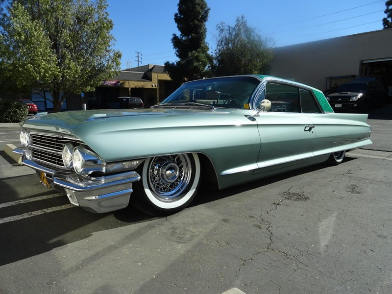 Cadillac 1961 - 1968 Custom & mild custom - Page 2 16095610