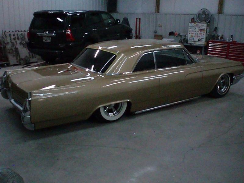 Buick 1961 - 1963 custom and mild custom 16098810