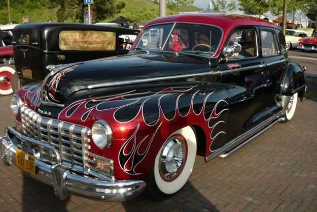 Mopar 1940 - 1950 custom & mild custom 16099110