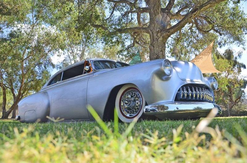 Chevy 1953 - 1954 custom & mild custom galerie - Page 7 16108110