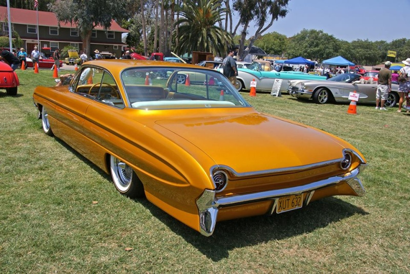 Oldsmobile 1961 - 1964 custom & mild custom 16108310