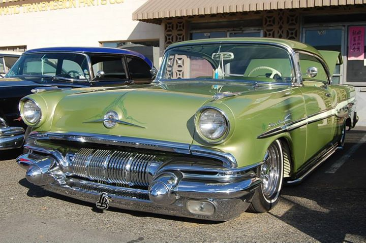 Pontiac 1955 - 1958 custom & mild custom - Page 2 16195610